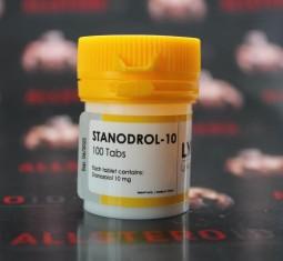Станодрол 10 мг (Lyka Labs)