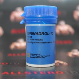 Туринадрол 10 (Lyka Labs)