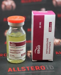 Methanolone Enanthate 200mg/ml, Ergo