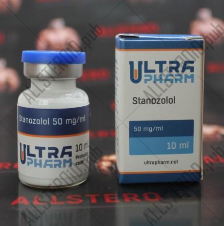 Станозолол инъекционные (Ultra Pharm)