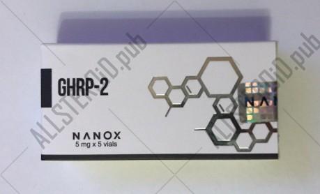 Ghrp-2 по 5 мг - NANOX