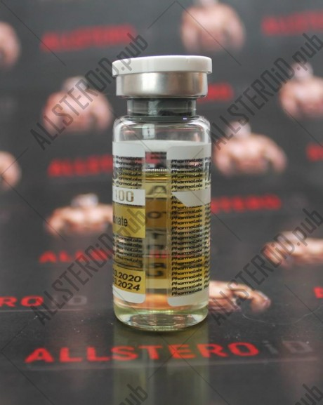 Drostanolone Propionate 100mg, PharmaLabs